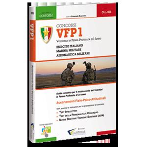 Libro Concorso VFP1 Esercito Marina Aeronautica