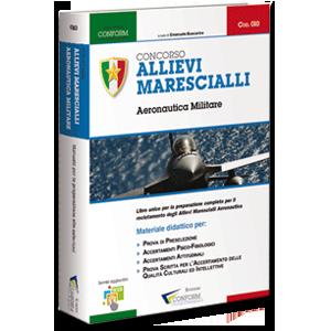 Libro Concorso Marescialli Aeronautica