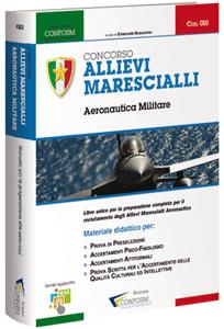 Libro Concorso Marescialli Aeronautica Militare