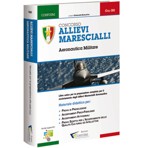 Ebook Concorso Allievi Marescialli Aeronautica Militare
