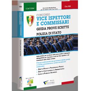 Ebook Concorso Vice Ispettori e Commissari