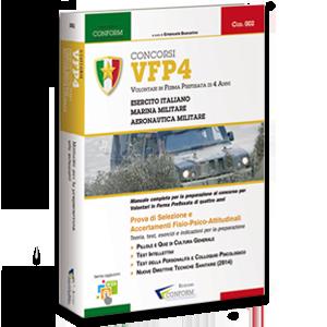 Libro Concorso VFP4 Esercito Marina Aeronautica