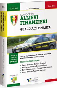 Libro Concorso Allievi Finanzieri Guardia di Finanza