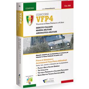 Libro Concorso VFP4 2017