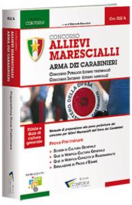 Libro Concorso Marescialli Carabinieri