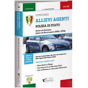 Ebook Concorso Agenti Polizia di Stato