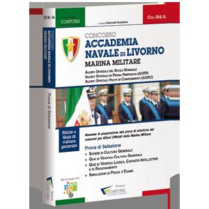 Ebook Concorso Accademia Navale di Livorno Marina Militare