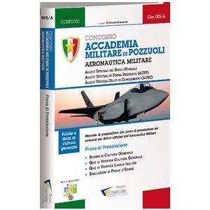 Ebook Concorso Accademia Militare di Pozzuoli Aeronautica Militare