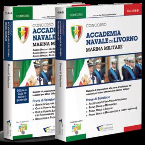 Libri Concorso Allievi Ufficiali Accademia Marina